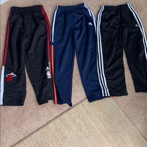 Other - 3 pairs of Boys Athletic Pants Size 7